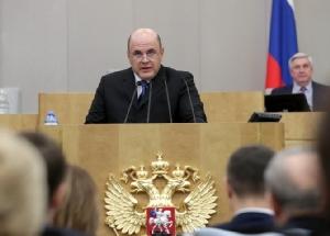 สภารัสเซียให้การรับรองท่วมท้นตัวเลือกนายกรัฐมนตรีของปูติน
