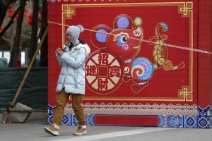 จีนแถลงอัตราเติบโตจีดีพีปีที่แล้ว 6.1 เปอร์เซ็นต์ ชะลอตัวสุดในรอบ 29 ปี