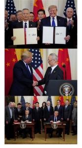 """หย่าศึกการค้าจีน – สหรัฐ """"โดนัลด์ ทรัมป์""""ชนะคนเดียว"""