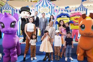 ไอคอนสยาม ฉลองวันเด็กแห่งชาติปี 2563 สร้างปรากฏการณ์ความสุขสุดมหัศจรรย์เต็มรูปแบบครั้งแรกในประเทศไทย