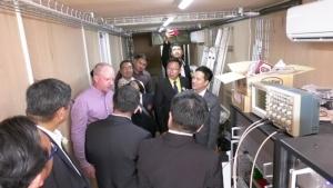 สจล.ชุมพรตั้งสถานีเรดาร์อวกาศแห่งแรกในประเทศไทยและเอเชีย ดีที่สุด 1 ใน 4 ใกล้เส้นศูนย์สูตรแม่เหล็กโลก