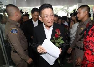 """""""สมพงษ์""""ปัดข่าว""""บิ๊กเพื่อไทย""""ดีลรับงาน 900 ล้านแลกปล่อย""""ศักดิ์สยาม""""พ้นซักฟอก"""