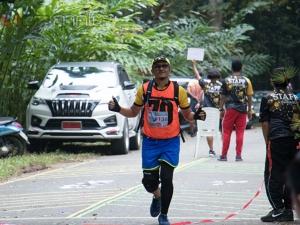 สุดหฤโหด! นักวิ่งจากทั่วทุกสารทิศแห่ร่วมกิจกรรมวิ่งธารโตเทล ครั้งที่ 2