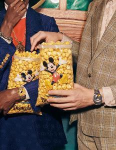 Gucci ฉลองปีนักษัตรชวด เปิดตัวนาฬิกา Grip Mickey Mouse