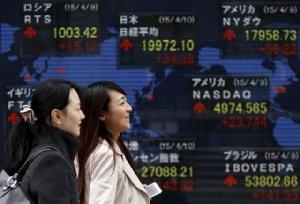 ตลาดหุ้นเอเชียปรับบวก ขานรับข้อมูลเศรษฐกิจสหรัฐ-จีน