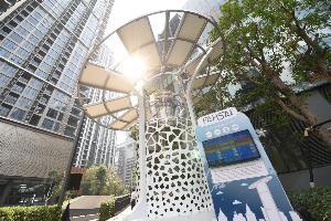 "MQDC เปิดตัวต้นแบบหอฟอกอากาศระดับเมือง ""ฟ้าใส"" ตอกย้ำแนวคิด 'for all well-being'"