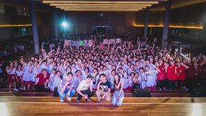 """""""JAYMIDI Tour 2019"""" ลุยเสิร์ฟความมันส์ 6 โรงเรียน..!! พร้อมลั่น 2020 เจอกันทั่วประเทศ !"""