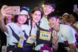 """""""บี๋ อริยะ"""" เปิดงานวิ่งการกุศล """"50th CH3Charity Infinity Run"""" ประเดิมเมืองจันทบุรี เตรียมส่งต่อ จ. อุบลราชธานี 26 ม.ค.63"""