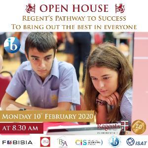 """โรงเรียนนานาชาติรีเจ้นท์กรุงเทพฯ เชิญร่วมงาน """"Open House"""" 10 ก.พ.นี้"""
