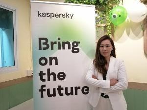 Kaspersky ยิ้มรับยอดขายโซลูชันกลุ่มธุรกิจโต 2 เท่า