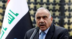 อาเดล อับดุล มาห์ดี นายกรัฐมนตรีของอิรัก