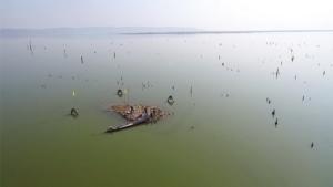 ย้ำน้ำเขื่อนอุบลรัตน์ใช้ได้แค่ 31 พ.ค.นี้ นักเที่ยวแห่ชมซากวัดโคกใหญ่