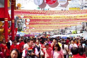 ตรุษจีนเยาวราช จัดยิ่งใหญ่คึกคักเป็นประจำทุกปี
