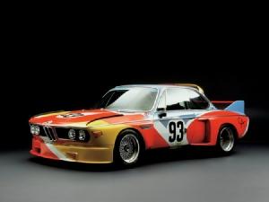 BMW Art Car ศิลปะแห่งโลกยนตรกรรม