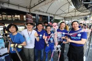 """เหล่าเมกเกอร์แห่โชว์ผลงานสิ่งประดิษฐ์สุดล้ำในงาน """"Maker Faire Bangkok 2020"""""""