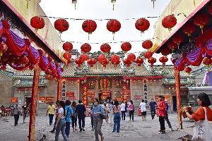 """""""8 สถานที่ศักดิ์สิทธิ์"""" ย่านเยาวราช ไหว้พระ-ไหว้เจ้า ขอพรเสริมมงคลรับตรุษจีน"""