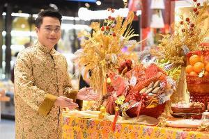 """ชวนช็อปสุดยอดชุดไหว้มงคลคัดสรรพิเศษฉลองตรุษจีนปีหนูทองแบบฉบับ """"อาจารย์ช้าง"""""""