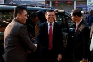 หน.พรรคฝ่ายค้านกัมพูชารับได้ทุนจากสหรัฐฯ ปัดวางแผนล้มฮุนเซน