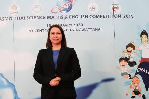 เด็กไทยยอดเยี่ยมคว้าแชมป์ชนะเลิศ ครองที่ 1 รางวัลรวมในเอเชีย บนเวทีการแข่งขันวิทย์ – คณิตระดับนานาชาติประจำปี 2019 กว่า 9 ประเทศ