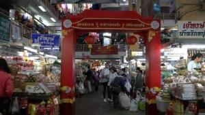 วันจ่ายตรุษจีนเชียงใหม่ยังคึกแม้หมูแพงขึ้น กก.ละ 30 บาท-แม่ค้าครวญราคาก๊าซพุ่ง