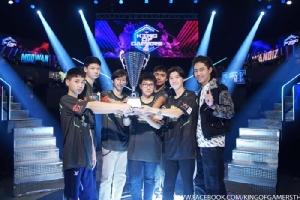 ทีม Fantastic Camel ซิวแชมป์ King of Gamers ซีซั่น 4