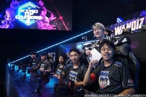 ทีม Whacky Baboon