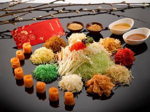 ต้อนรับตรุษจีนด้วยอาหารมงคลมื้อพิเศษ