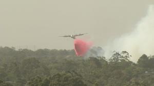 เครื่องบินดับไฟป่าออสซี่ตก-ตาย3 เพลิงคืบใกล้'เมืองหลวง'สั่งปิดสนามบิน