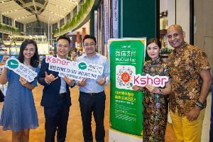 Ksher ผนึก WeChat Pay รับตลาดคนจีนช่องทางร้านอาหาร