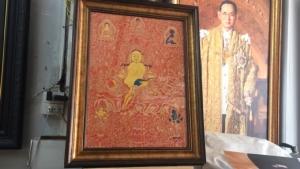 เจอแล้ว!ยันต์เทพเจ้าเนปาลล่องหนจากร้านกรอบรูปจนสาวโพสต์โวยที่แท้ลูกค้าหยิบผิดไป