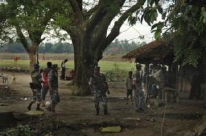 พม่าแจงมีมาตรการคุ้มครองโรฮิงญาอยู่แล้ว แต่ให้คุมทหารคงยาก