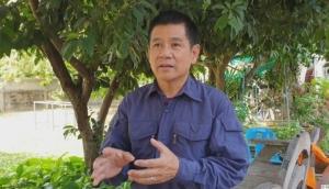 """""""ชัยวัฒน์"""" น้ำตาซึม ถือเป็นข่าวดีรับตรุษจีนหลังอัยการพิเศษเสนอสั่งไม่ฟ้อง"""