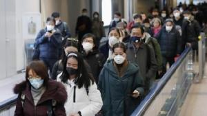 """สธ.ขยายเฝ้าระวัง """"ไวรัสอู่ฮั่น"""" เพิ่มอีกสิบกว่าเมืองของจีน หากมีไข้ ไอ แยกตัวทันที"""