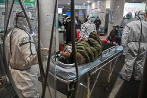"""รูปล่าสุดสถานการณ์ """"ไวรัสสายพันธุ์ใหม่"""" จาก รพ.กาดชาด อู่ฮั่น อัพเดตทั่วโลกติดเชื้อแล้ว 2,022 ตาย 56"""