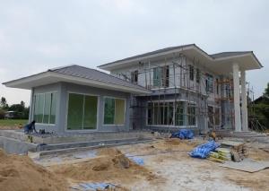 บ้านสร้างเองไม่ง้อแบงก์ ขนเงินออมสร้างบ้าน