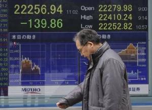 ตลาดหุ้นเอเชียส่วนใหญ่ปิดทำการวันนี้เนื่องในเทศกาลตรุษจีน