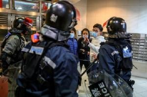 """ตูมสนั่น! มือมืดซุก """"ระเบิดแสวงเครื่อง"""" ห้องน้ำโรงพยาบาลในฮ่องกง ตร.สงสัยเกี่ยวเนื่องการเผาศูนย์กักกันโรค"""