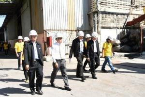 """โรงงานตื่นตัวลดฝุ่น PM 2.5 """"กรอ."""" รุดเกาะติดโรงงานในเขต กทม.-ปริมณฑล"""