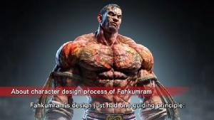 """เบื้องหลังการสร้าง """"ฟ้าคำราม"""" นักมวยไทย Tekken 7"""