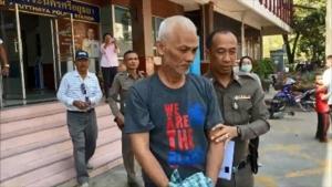 ตำรวจคุมตัวลุงขับรถชนเพื่อนบ้านดับฝากขังต่อศาลผลัดแรก ภรรยาเตรียมใช้ตำแหน่งข้าราชการประกันตัว