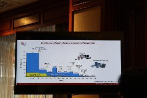 """""""ไวรัสตับอักเสบซี"""" อีกเชื้อที่ไทยจะต้องกำจัดให้หมดใน 10 ปี"""