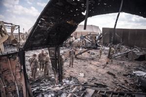 """สหรัฐฯ ปริปาก! จำนวนทหารที่บาดเจ็บจาก """"ขีปนาวุธอิหร่าน"""" พุ่งเป็น 50 คน"""