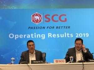 SCCลุ้นยอดขายปี63แตะ4.38แสนล.