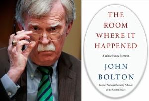 ทำเนียบขาวแบนหนังสือ 'จอห์น โบลตัน' อ้างมีข้อมูลลับ-เป็นภัยต่อความมั่นคง