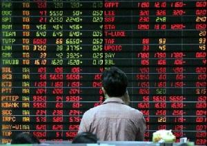หุ้นวิตกบาทอ่อนค่าเร็วสะท้อนความกังวลภาวะเศรษฐกิจ