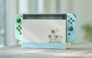 """ชิลล์! เครื่องสวิตช์ผุดรุ่นพิเศษ """"Animal Crossing"""" รับเกมภาคใหม่"""