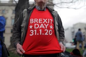 """In Clip:  3 บิ๊ก EU ส่งเสียงยินดี """"อังกฤษ """"BREXIT เป็นทางการ"""" ในวันนี้ ถือเป็นตะวันรุ่งของยุโรป"""