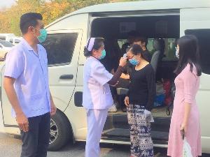 เข้ม ! นักท่องเที่ยวจีนเที่ยวปายกว่า 100 คน เมืองสามหมอกตั้งจุดคัดกรองตลอด 24 ชม.ไม่พบผู้ป่วยติดเชื้อ