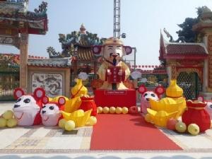 ชาวไทยเชื้อสายจีน จ.ขอนแก่น พร้อมจัดใหญ่เทศกาลง่วนเซียว