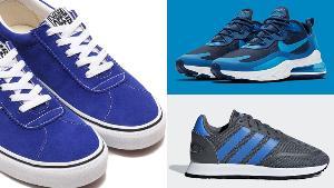 JD Sports อัพเดทสนีคเกอร์สี Classic Blue